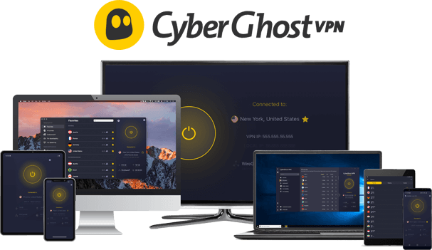 Cyberghost Website