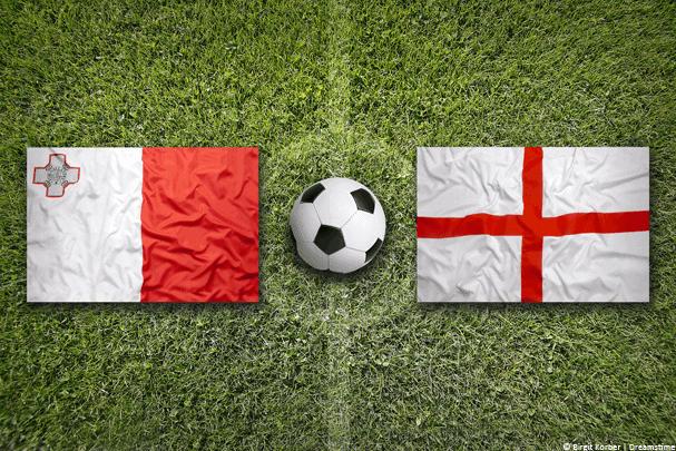 Malta vs England