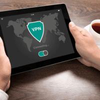 VPN on a tablet