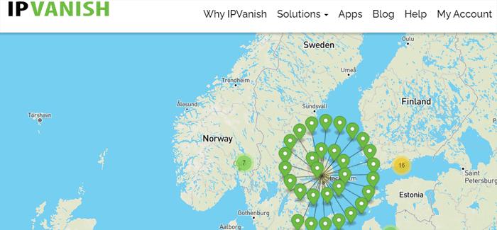 IPVanish Sweden
