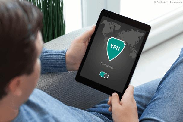 VPN on Tablet