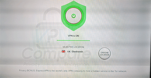 ExpressVPN Amazon UK