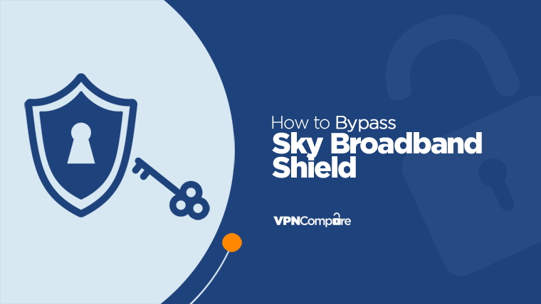 Sky security shield with key