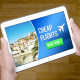 Cheap flights tablet