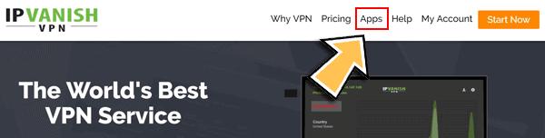 IPVanish Apps Download