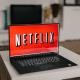 Laptop using the Best VPN for Netflix