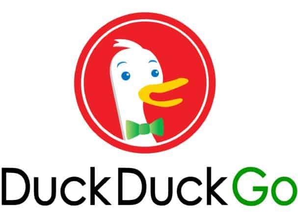 Duck Duck Go logo