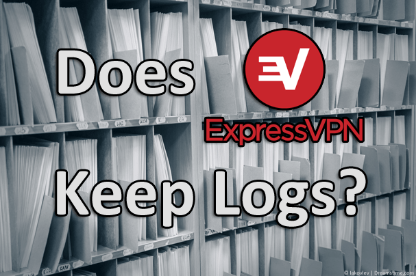 Does ExpressVPN keep logs