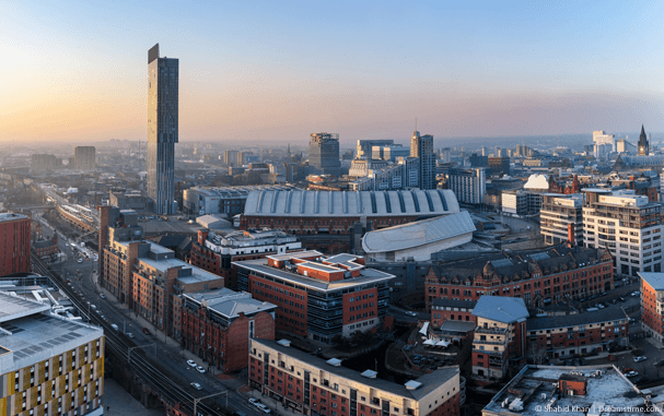 Manchester Becoming The Northern Powerhouse Of Vpn Privacy