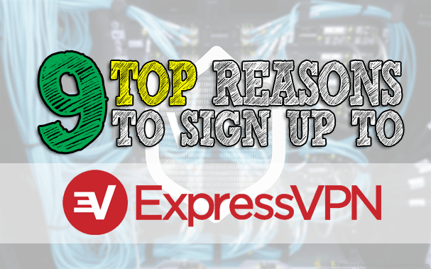Top reasons to choose ExpressVPN