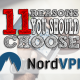 Choose NordVPN