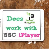 Does IPVanish work with BBC iPlayer