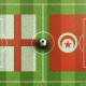England vs Tunisia