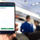 Free Wi-Fi train, plane