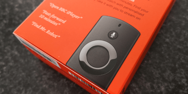 Amazon Fire TV Stick iPlayer