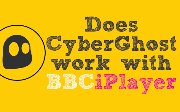 CyberGhost VPN BBC iPlayer