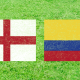 England v Colombia