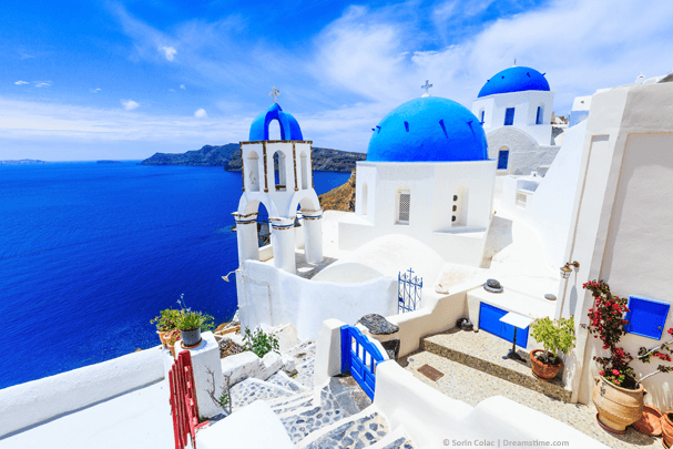 British TV Greece