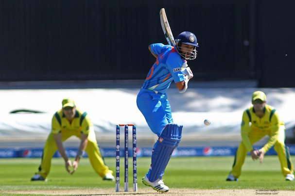 How to watch India Tour of Australia in the UK