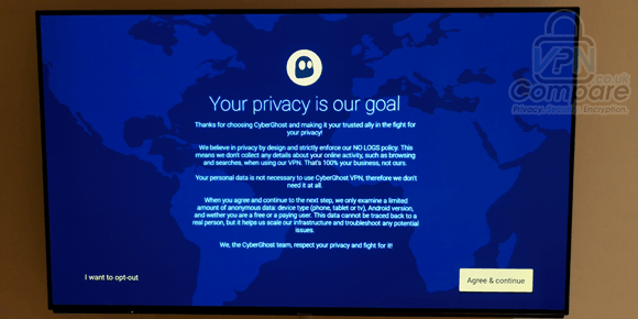 CyberGhost VPN's Privacy Policy