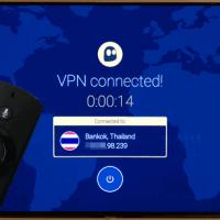 CyberGhost VPN Fire TV