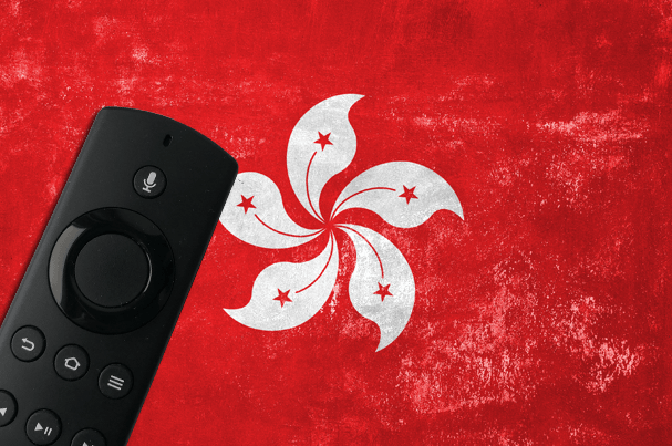 Hong Kong Fire TV Stick
