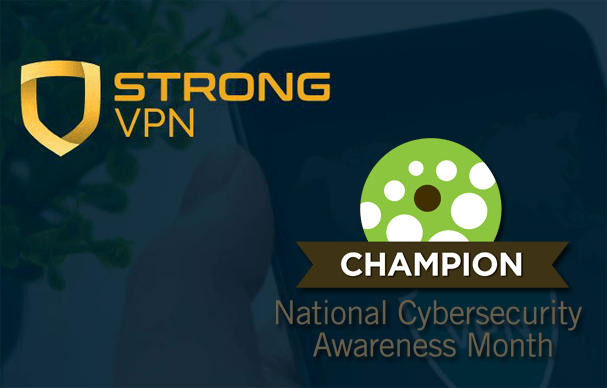 StrongVPN NCSAM
