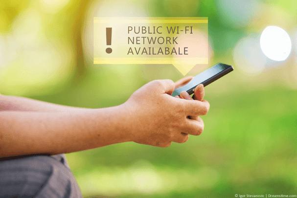 VPN Public Wi-Fi