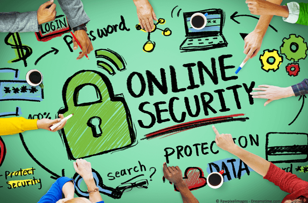 Online privacy VPN