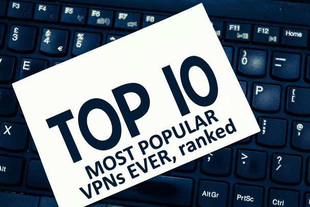 Top 10 VPN ranked