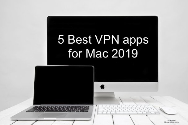 5 Best VPN apps for Mac 2019