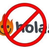 Don't Use HolaVPN