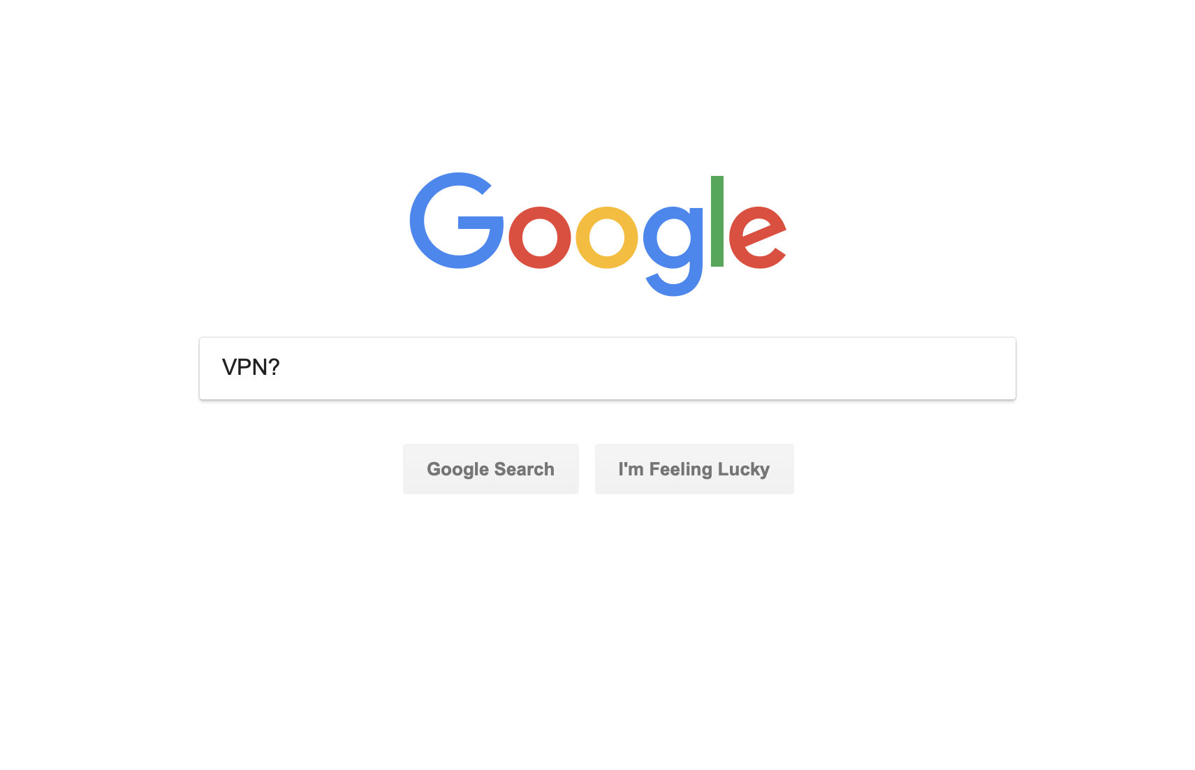 VPN Google