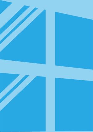 Windows style logo