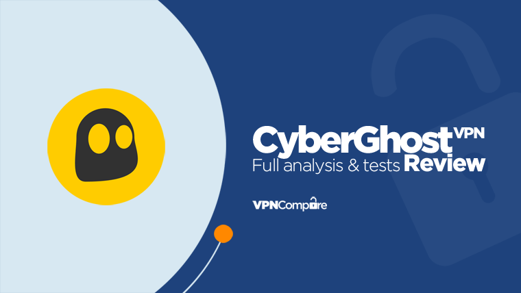CyberGhost Review header