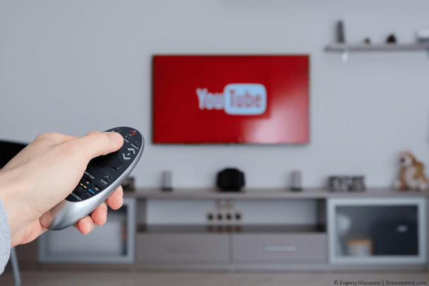 Watching YouTube TV in the UK