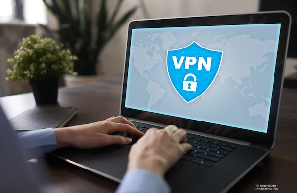 Brits using a VPN