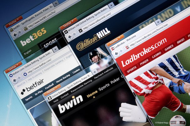 Online betting web sites