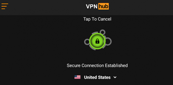 VPNHub Desktop app