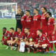 Liverpool team in the Champions League