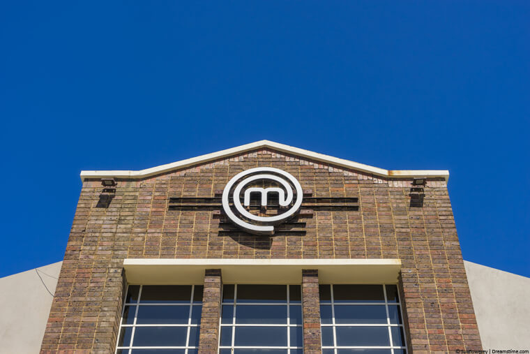 Masterchef building