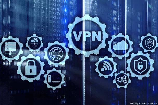 VPN Sky Q