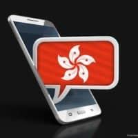 Hong Kong Telegram attack