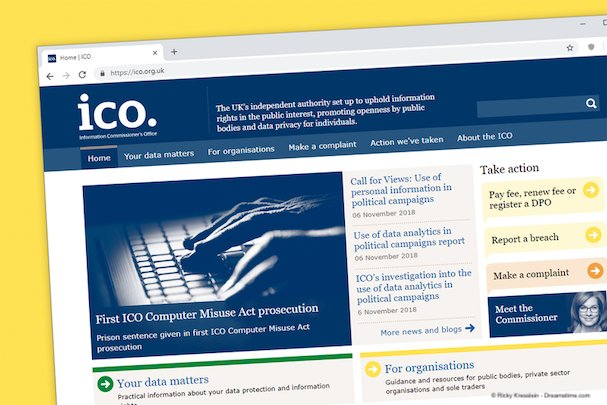 ICO Privacy