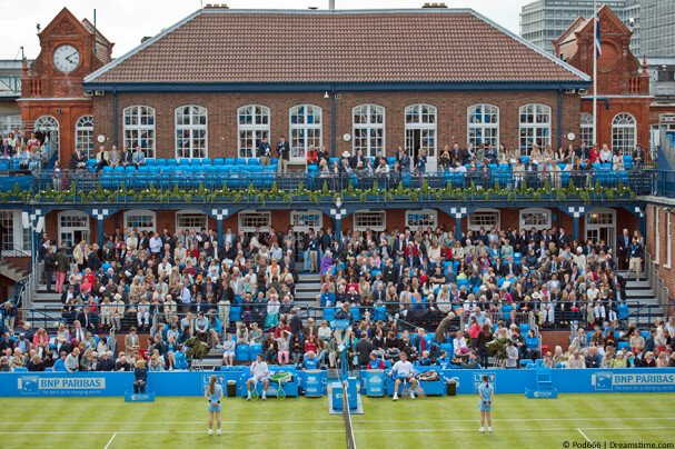 Queen's Club tennis grounds