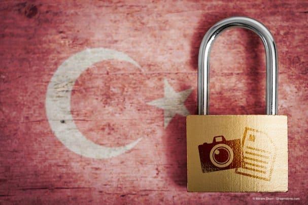 Turkey Online censorship