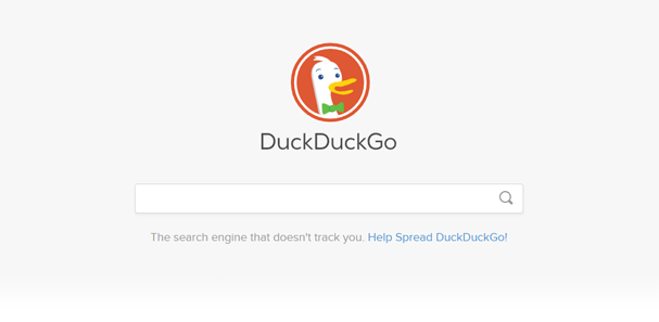 DuckDuckGo screenshot