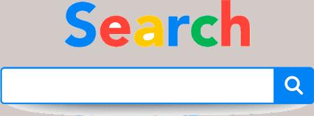 Google style search bar