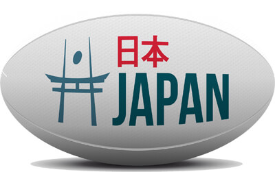 Japan Rugby ball