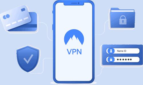 NordVPN app icons